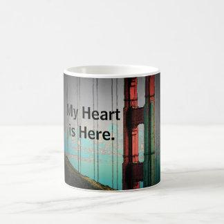 I Heart San Francisco Mug