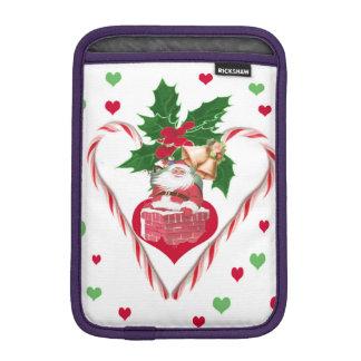 I Heart Santa iPad Mini Sleeves