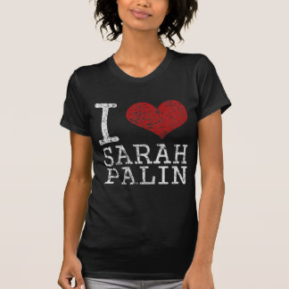 I Heart Sarah Palin T-Shirt