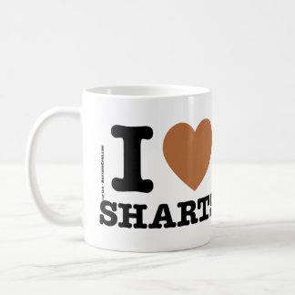 I Heart Sharts Coffee Mug