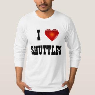 I Heart Shirt - Shuttles