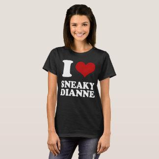 I Heart Sneaky Dianne T-Shirt