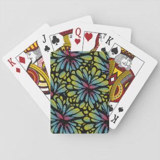 I Heart Soccer Poker Deck