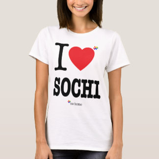 I Heart Sochi *no homo T-Shirt