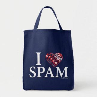 I Heart SPAM Tote Bag