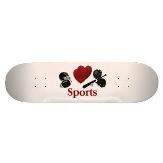 I Heart Sports Skateboards