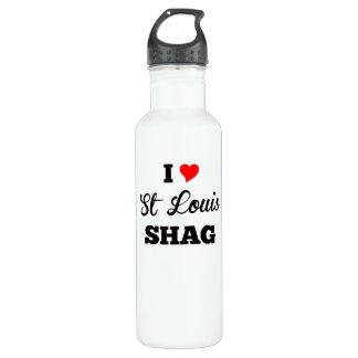 I Heart St Louis Shag 710 Ml Water Bottle