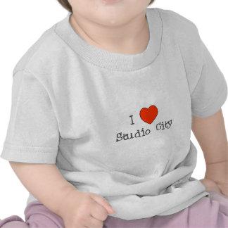 I Heart Studio City T-shirt