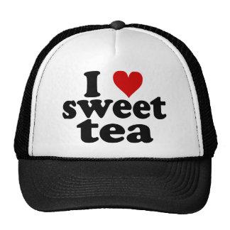 I Heart Sweet Tea Trucker Hat
