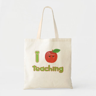 I Heart Teaching - Eco Bag