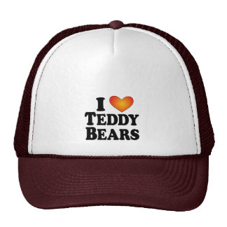 I (heart) Teddy Bears - Lite Multi-Products Trucker Hat