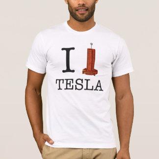 I (Heart) Tesla Coil T-Shirt