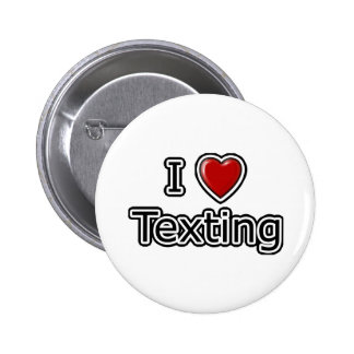 I Heart Texting Buttons