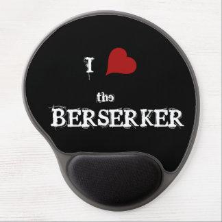 I heart the berserker mouse pad