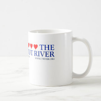 I <heart> the Connecticut River mug