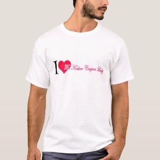 I heart The Kosher Coupon Lady T-Shirt