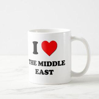 I Heart The Middle East Coffee Mug