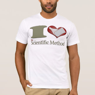 I Heart the Scientific Method T-Shirt