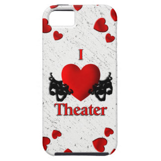 I Heart Theater iPhone 5 Case