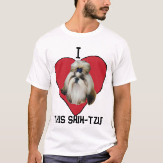 I HEART THIS SHIH-TZU T-Shirt