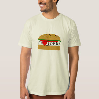 I Heart Tofu T-Shirt