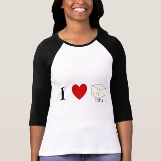 I heart Tofu T-Shirt