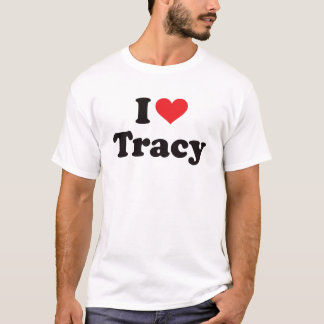 I Heart Tracy T-Shirt