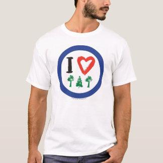 I (Heart) Trees T-Shirt