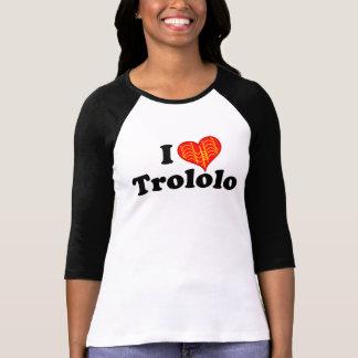 I Heart Trololo Tshirt