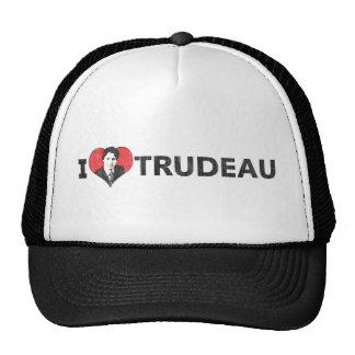 I Heart Trudeau Trucker Hat