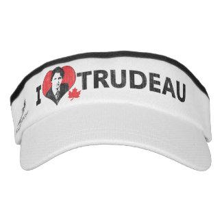 I Heart Trudeau Visor