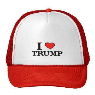 I Heart Trump Trucker Hat
