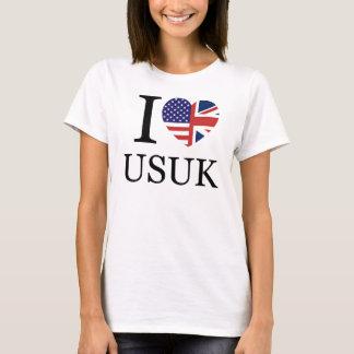 I Heart USUK T-Shirt