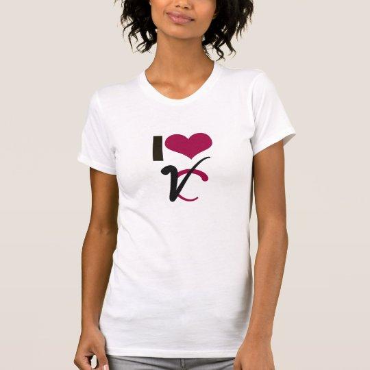 I heart vc T-Shirt