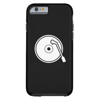 I Heart Vinyl Pictogram iPhone 6 Case