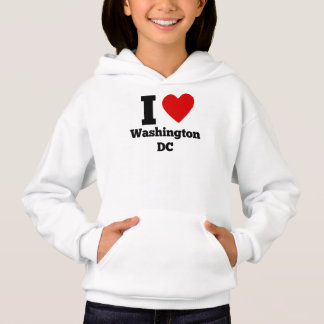 I Heart Washington DC