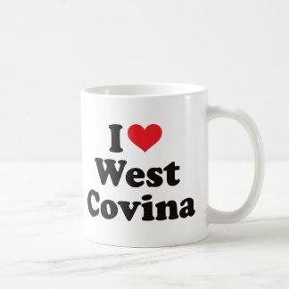 I Heart West Covina Coffee Mug