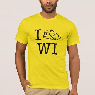 I Heart WI T-Shirt