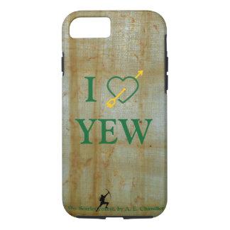 I *Heart* YEW Phone Case