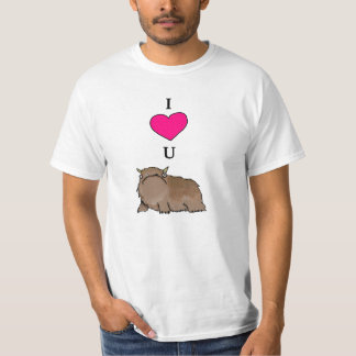 I (heart) You Alot T-Shirt