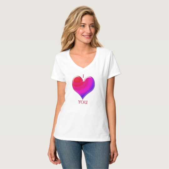 I Heart You Women's T-Shirt