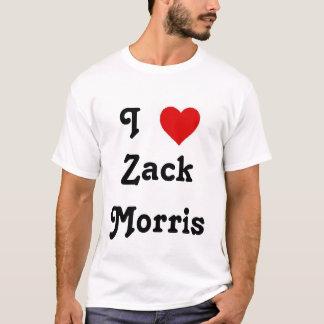 I Heart Zack Morris T-Shirt