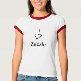 I Heart Zazzle Tees