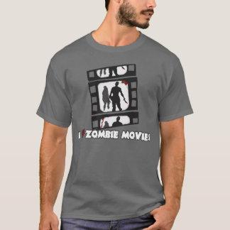 I Heart Zombie Movies T-Shirt
