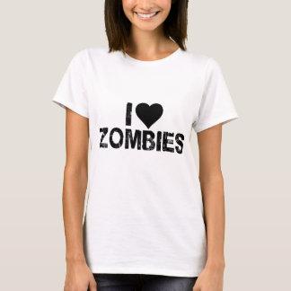 I [HEART] ZOMBIES T-Shirt