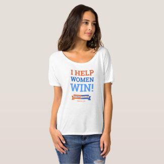 I help women win! T-Shirt