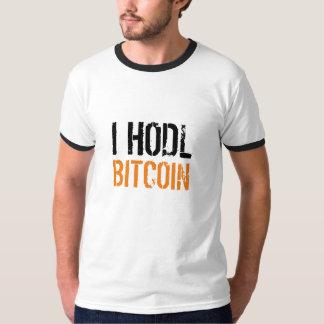 I HODL Bitcoin T-Shirt