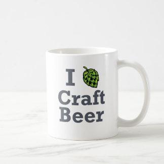 I [hop] Craft Beer Coffee Mugs