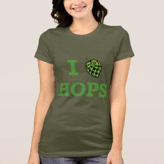 I [hop] Hops Women's Shirt