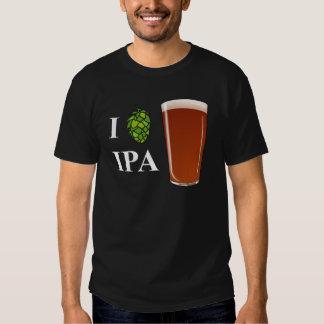 """I """"hop"""" IPA design Tee Shirt"""